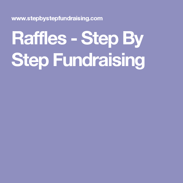 getting raffle tickets printed several options for printing raffle tickets how to organize a raffle rundraiser basics for organizing a charity