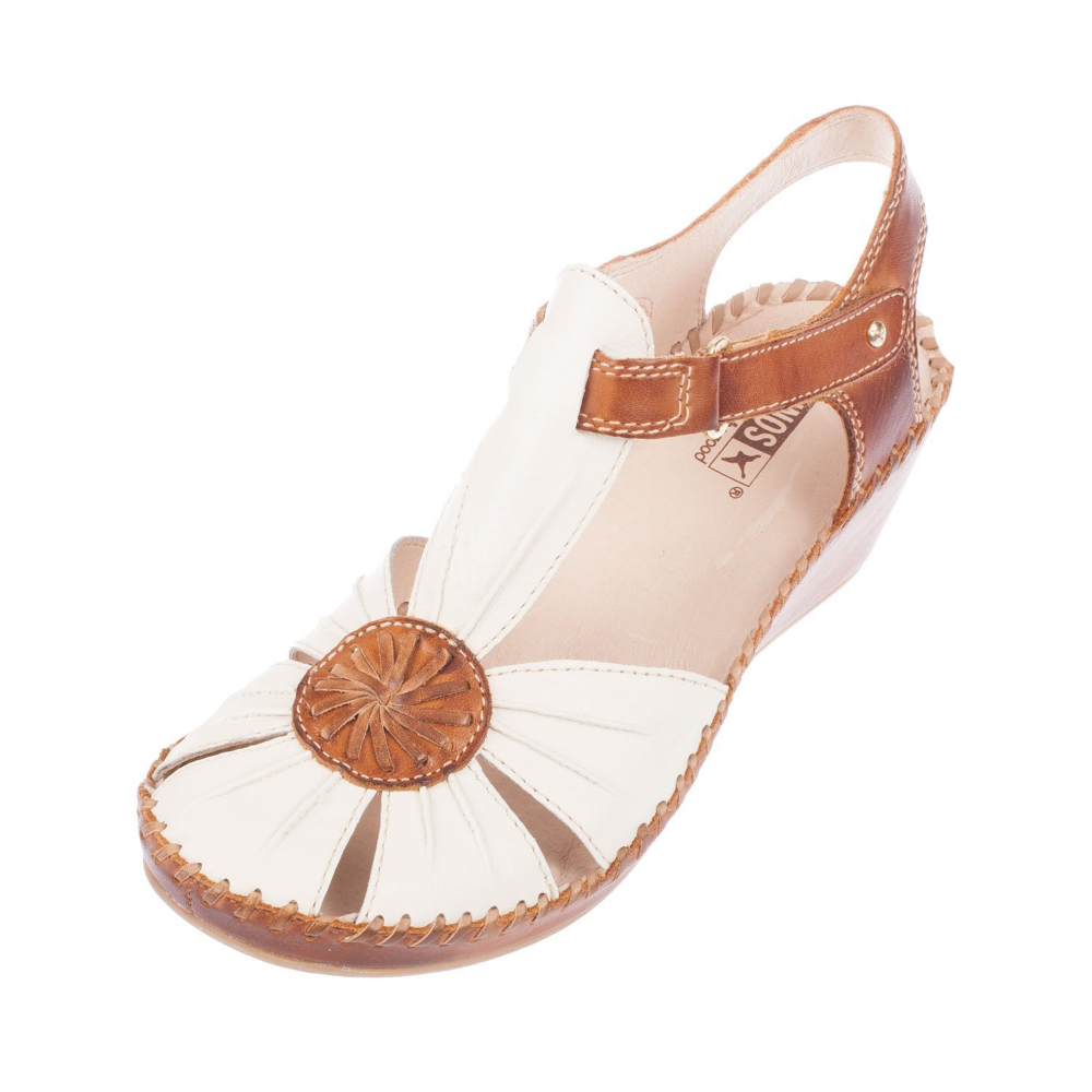 Leather strap sandals, Leather sandals