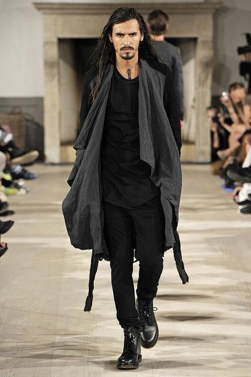 Visions of the Future: Jean//Phillip Men's S/S '13
