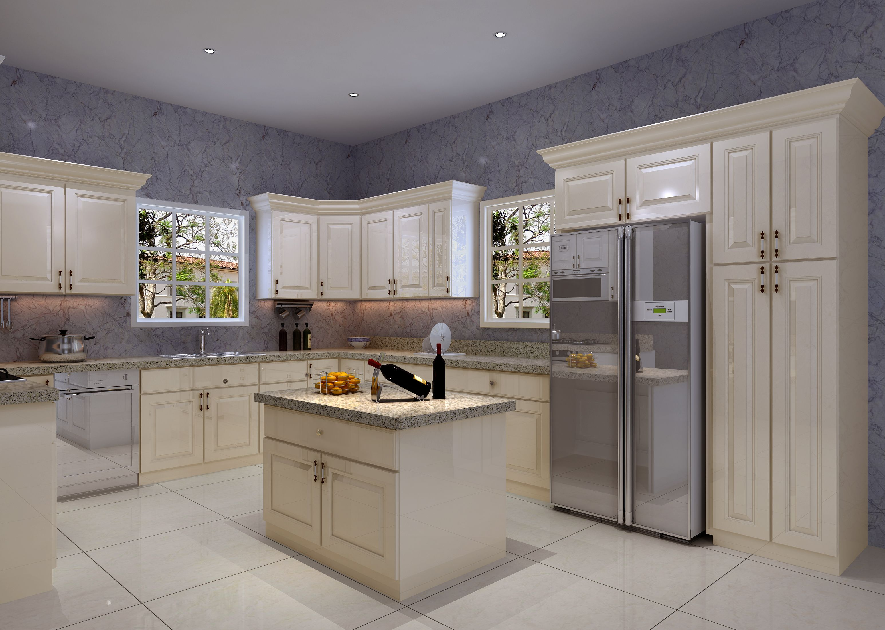 Pin By Michigan Cabinet World On Kitchen Cabinet With Images