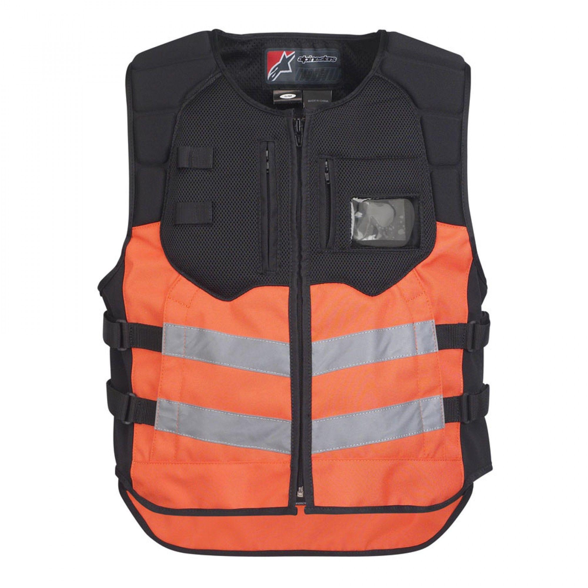 Alpinestars Stealth Protection Vest Motorcycle vest
