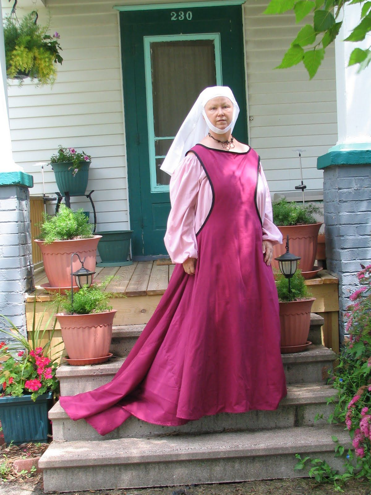 This is only one style of a ladies surcoat. used more for a ...