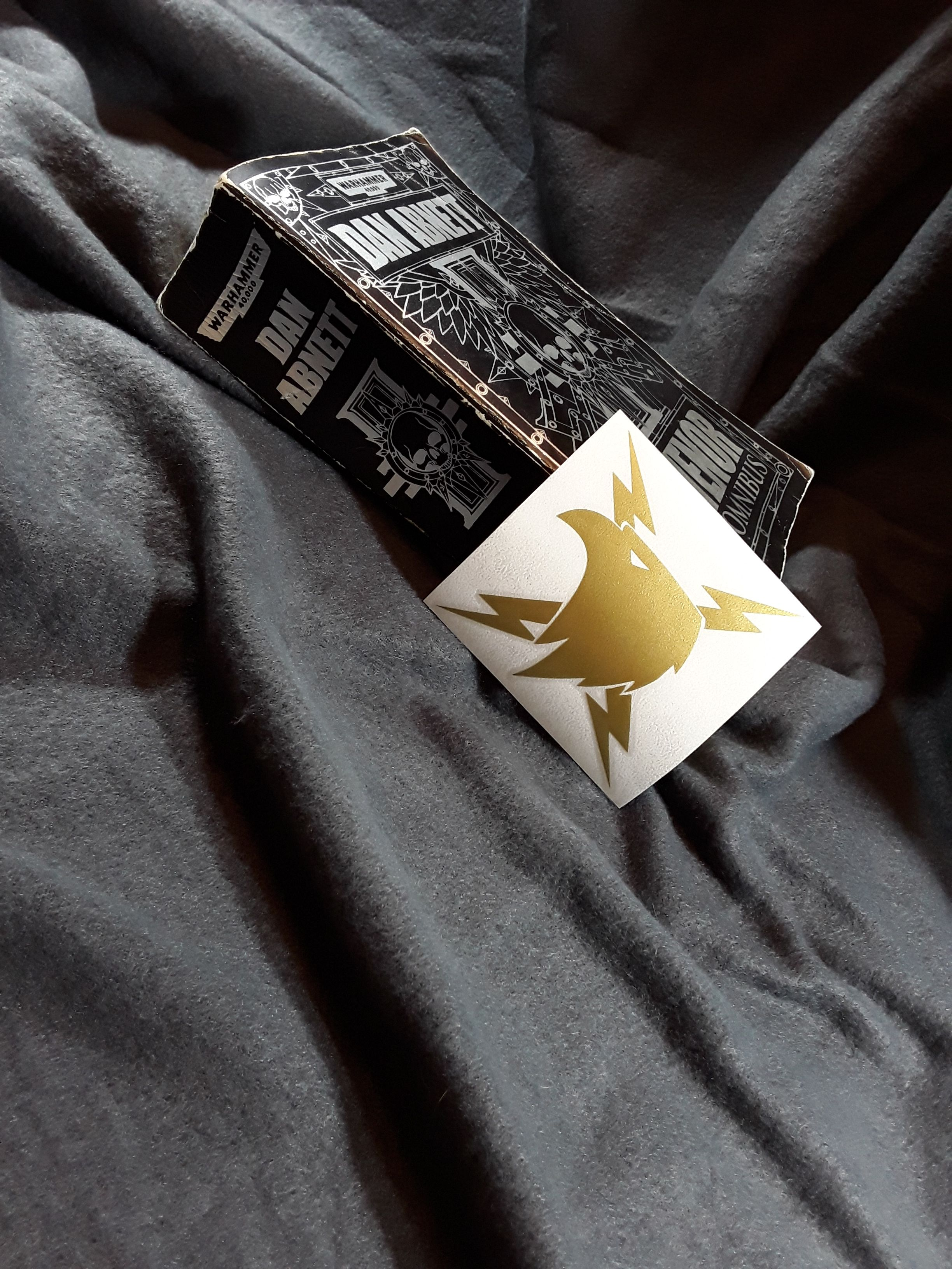 Warhammer Raptor Imperialis Inspired Vinyl Decal Etsy Vinyl Vinyl Decals Outdoor Stickers [ 3264 x 2448 Pixel ]