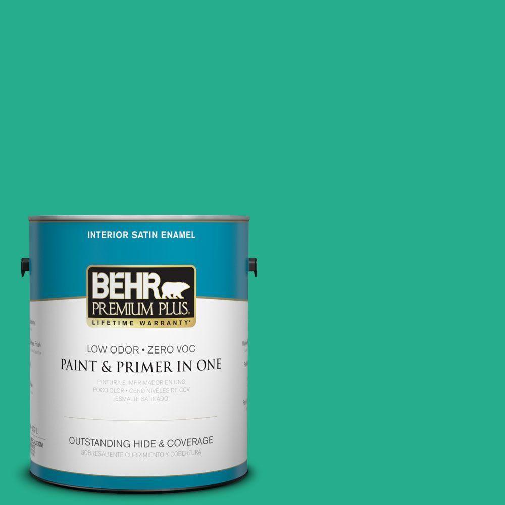BEHR Premium Plus 1-gal. #P430-5 Enchanted Wells