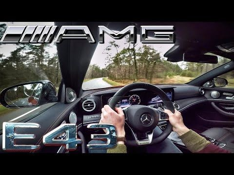 Mercedes Amg E43 Drive Sound By Autotopnl Youtube Mercedes