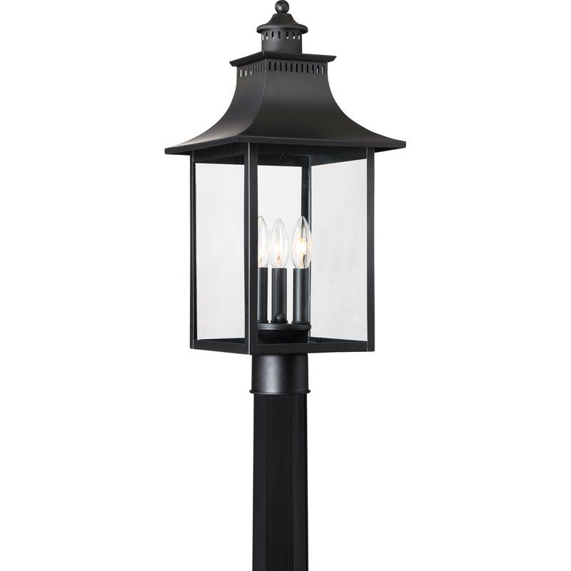 Caswell Outdoor 3 Light Lantern Head Our New Home In 2019