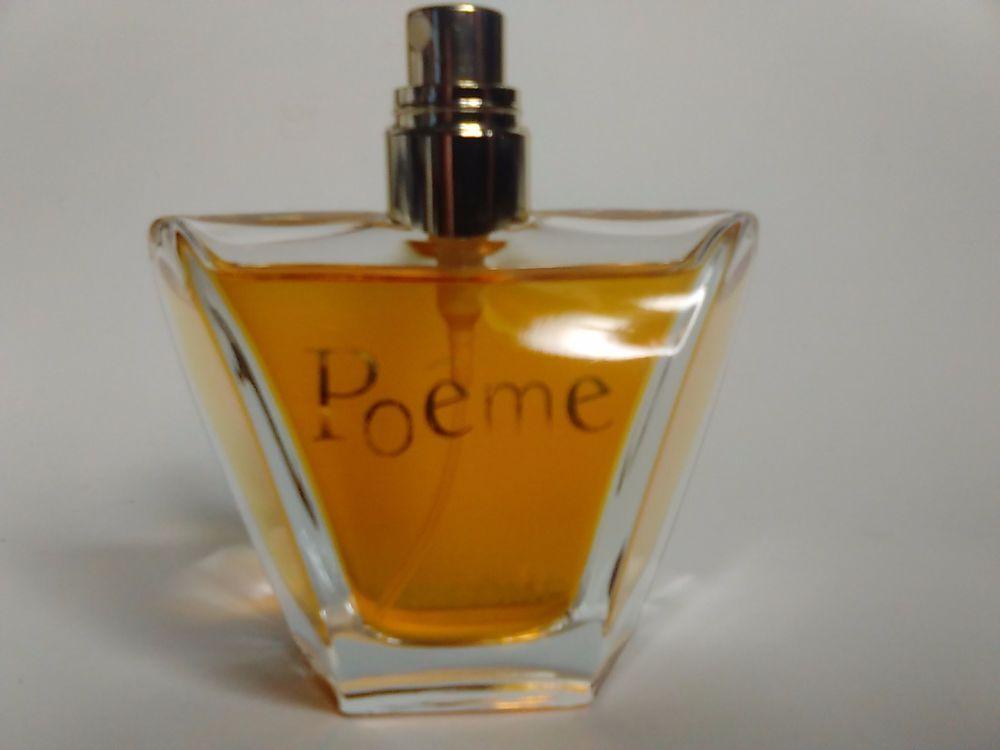 Lancome Poeme Eau De Parfum 17oz 50ml Spray Used Lancme