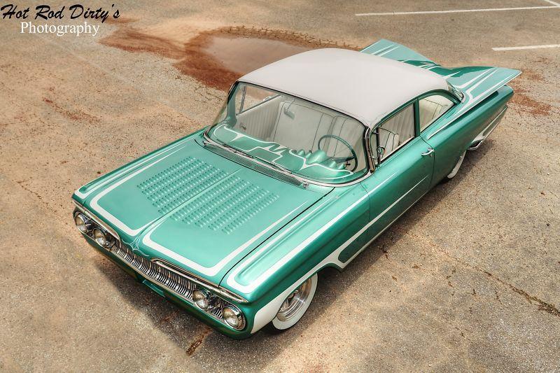 1959 Chevrolet Impala Biscayne