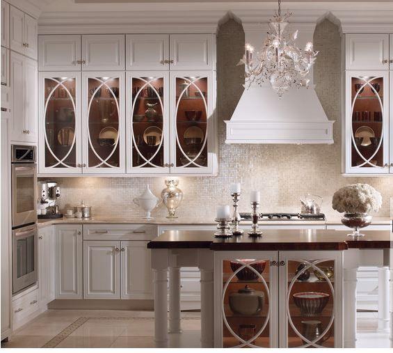 I love these cabinets.   Kraftmaid kitchens, Kraftmaid ...