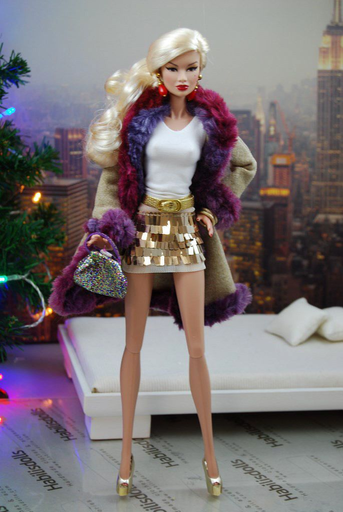Elenpriv OOAK Outfit for Fashion Royalty FR2 Doll Clothes 15 eBay 62