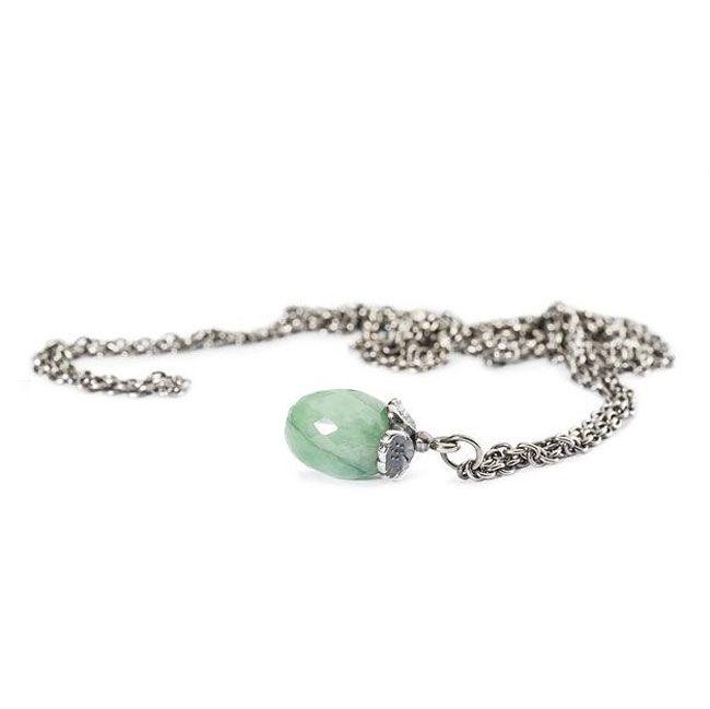 Trollbeads Emerald Fantasy Necklace