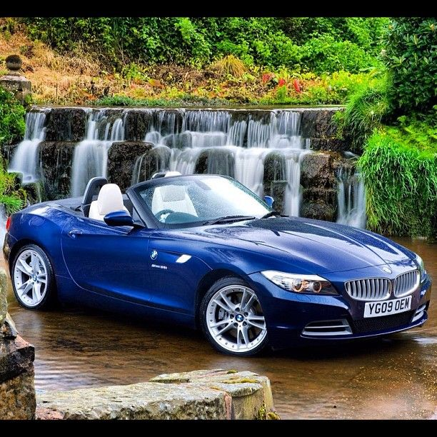 Bmw Z4 Convertible Sports Car: Bmw Cars, Cars Motorcycles