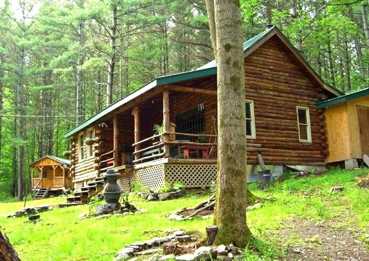 Exceptionnel Charming, Rustic U0026 Secluded Log Cabin In Tioga County,~PA~Vacation Rental  In Wellsboro From