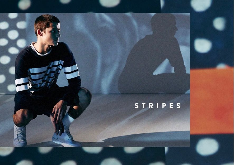 Men's Trend: Spring 2016 Trend Report > Stripes | All The Rail at #Nordstrom #GreenHills #TN #Fashion #MichelleSchwantes