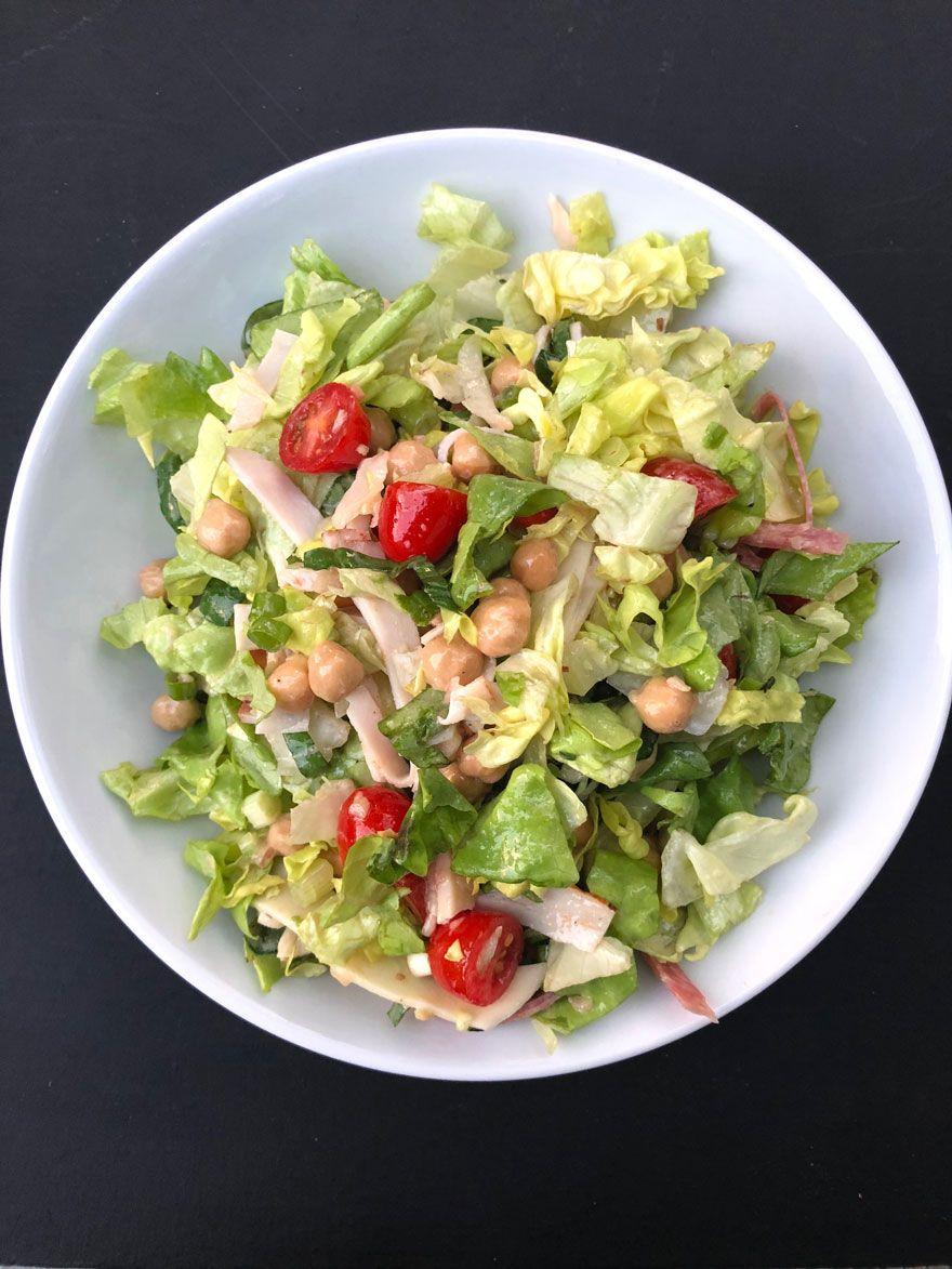 Fabulous Cpk Chopped Salad Interior Design Ideas Skatsoteloinfo