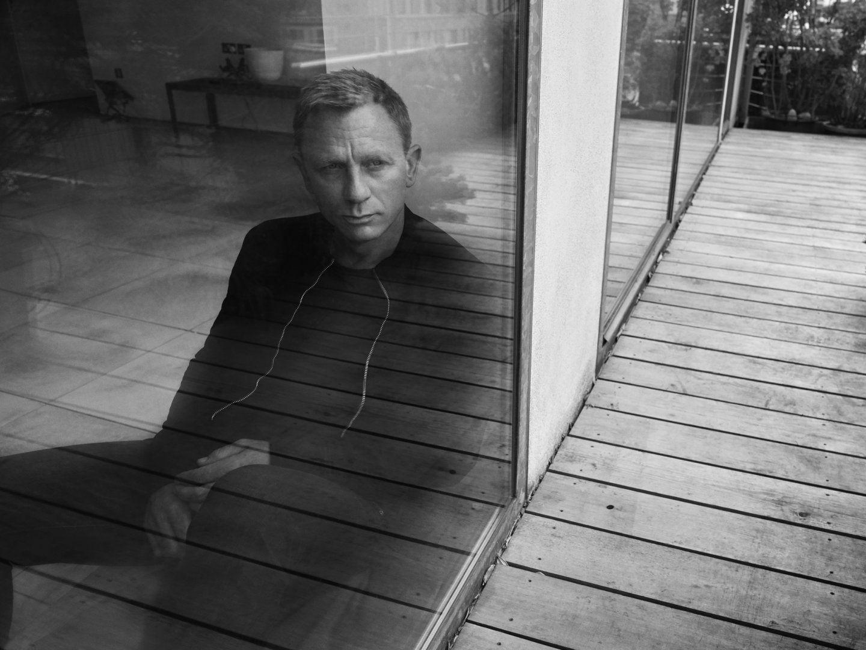 Daniel Craig On His Decade As 007 Greg williams, Daniel