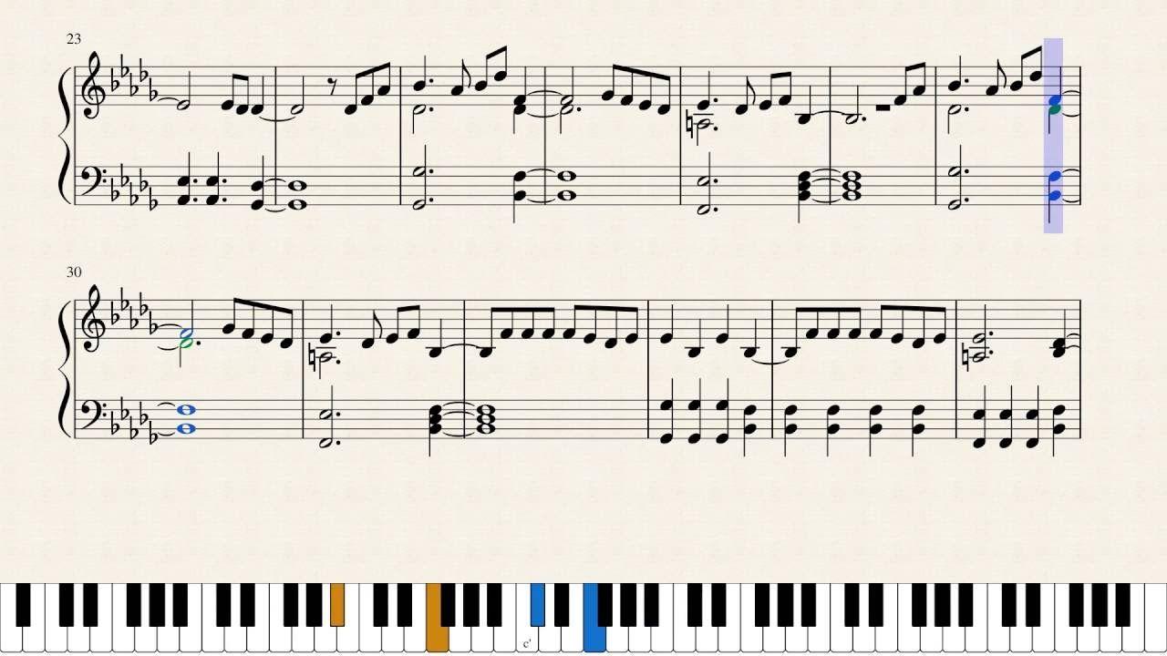Save Me Bts Piano Mit Bildern