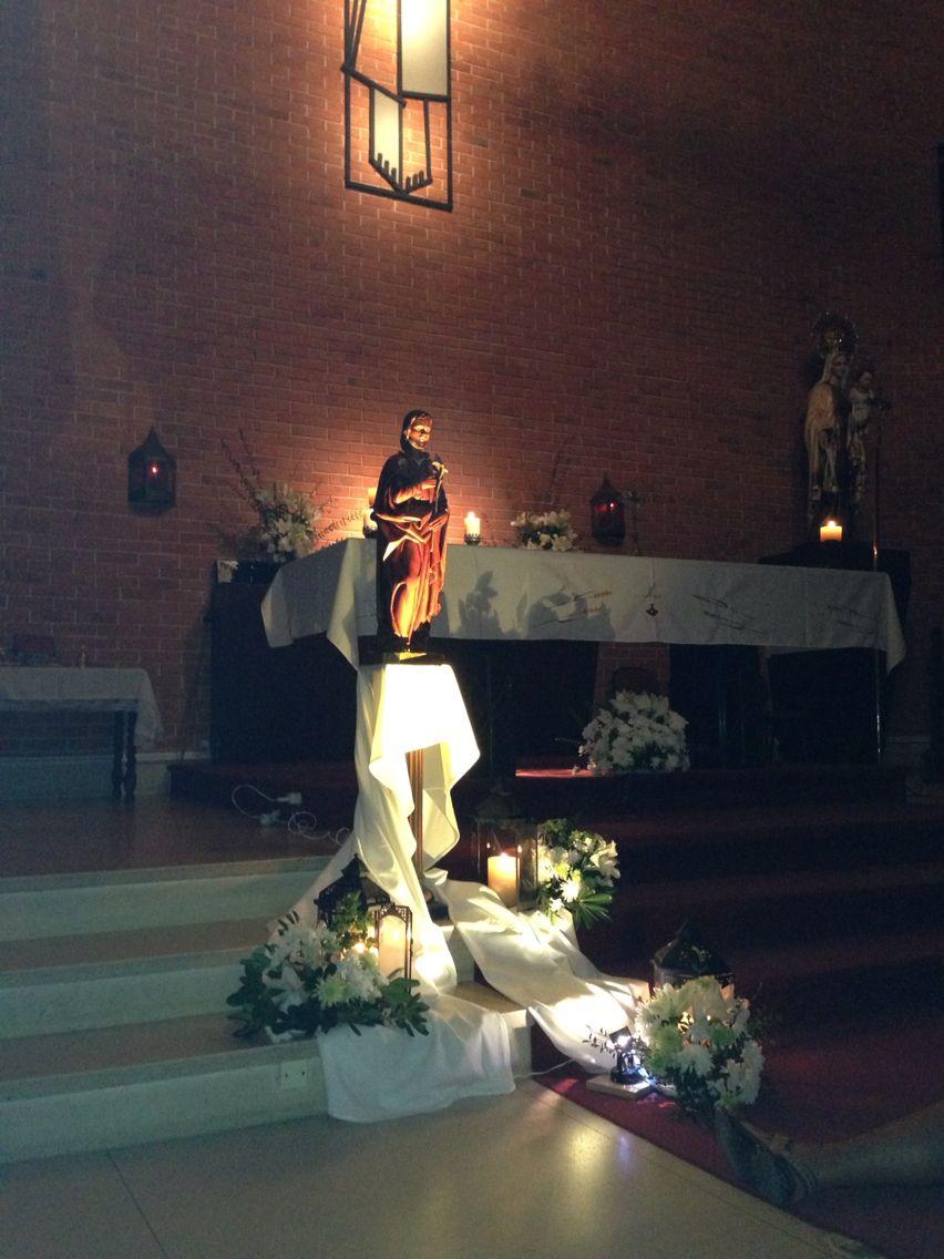 #Blume- Dia de San José - decoracion