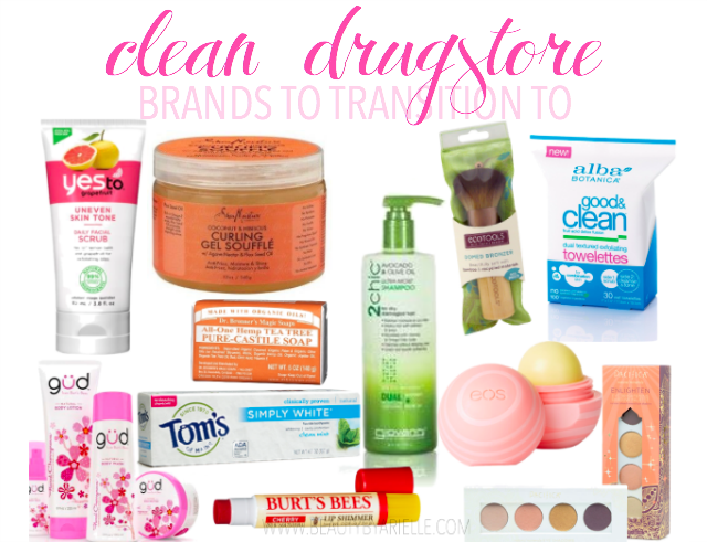 Do you want to transition to clean and green beauty