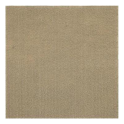 Achim Nexus Tan 12 In X 12 In Peel And Stick Carpet Tiles 12