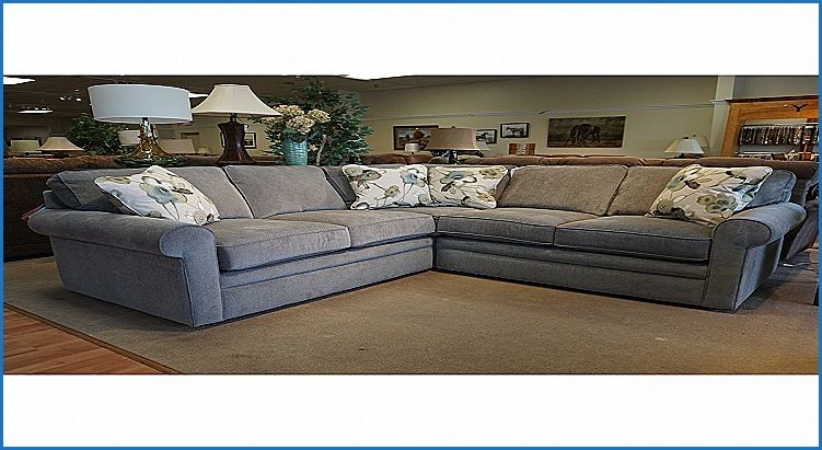 Beautiful Lazy Boy Collins Sectional sofa | Sofa Design ...