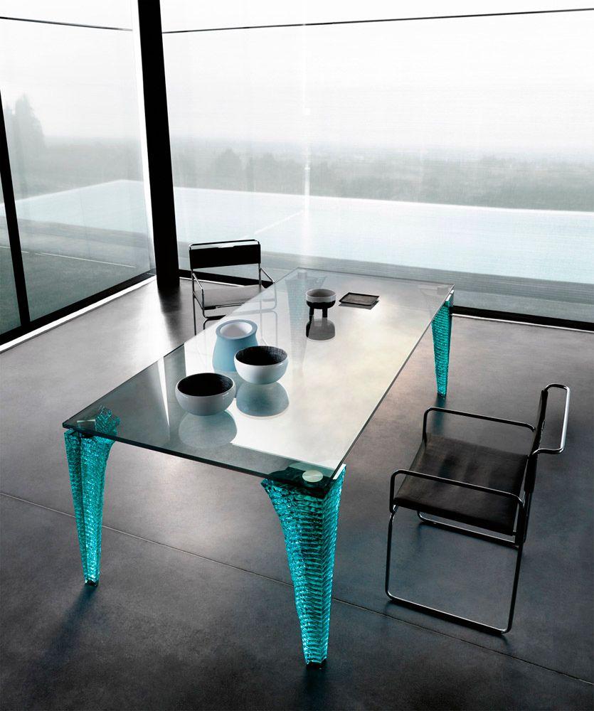 Atlas Table Contemporary Dining Room Design At Cassoni Com Dining