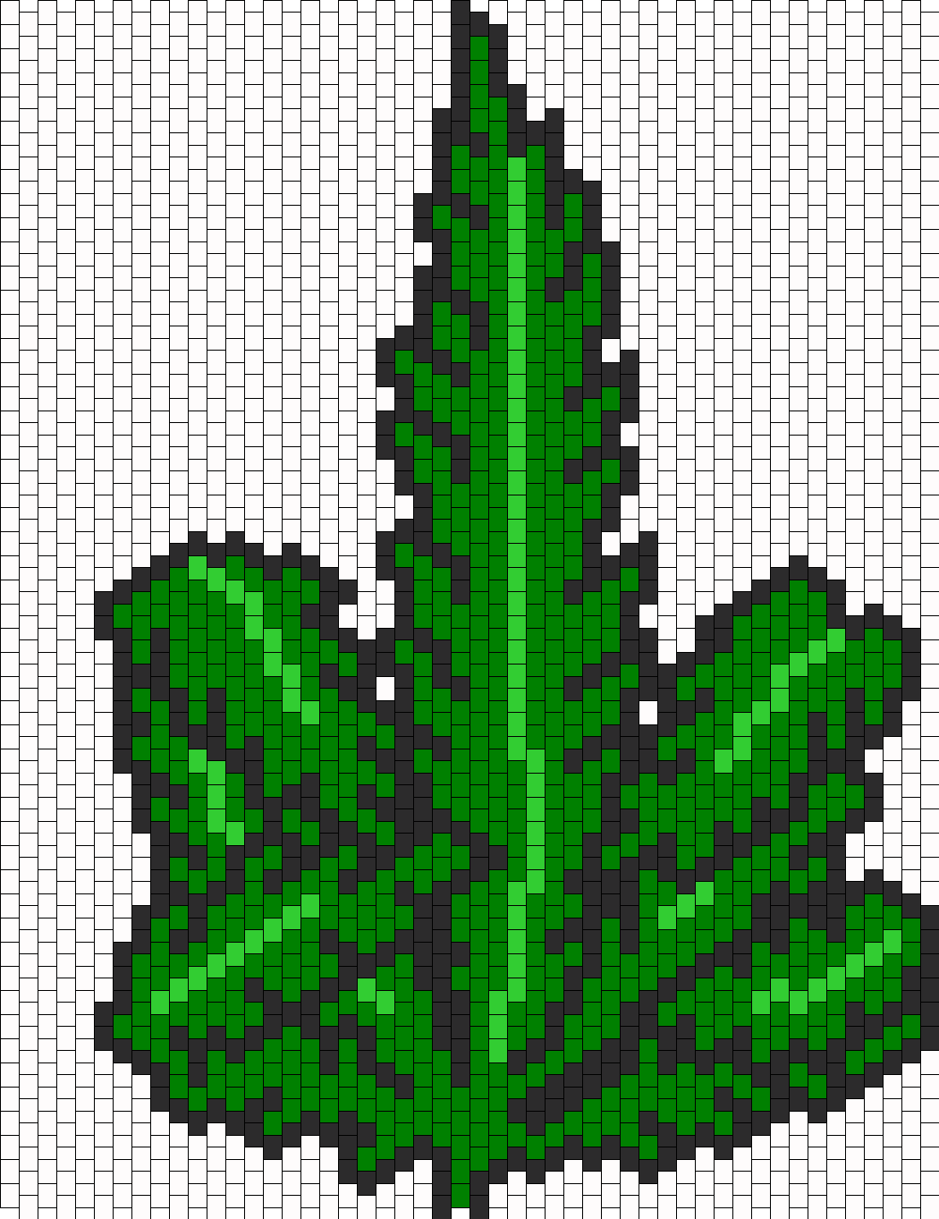 F**k Prohibition Pot leaf | Man in the Book\'s Bead Patterns ...