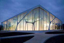 Stupendous Glass Architecture Adding Colours To Visual Senses