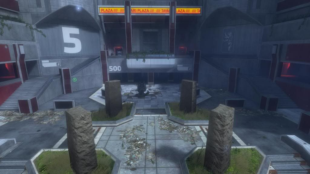 Halo ODST  | Maps in 2019 | Halo 3 odst, Halo 3, Halo