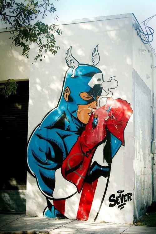 DW added an image in Graffiti & Street Art | Kumbuya