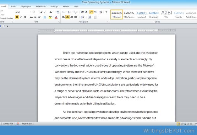 types regarding functioning method essay
