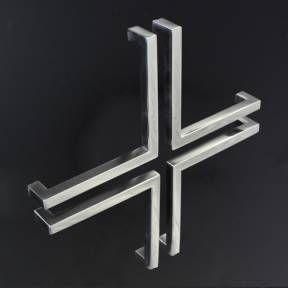 angle cabinet hardware