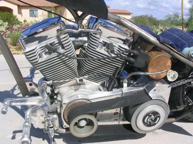 Harley Davidson Panhead Jockey Shift Conversion Kit