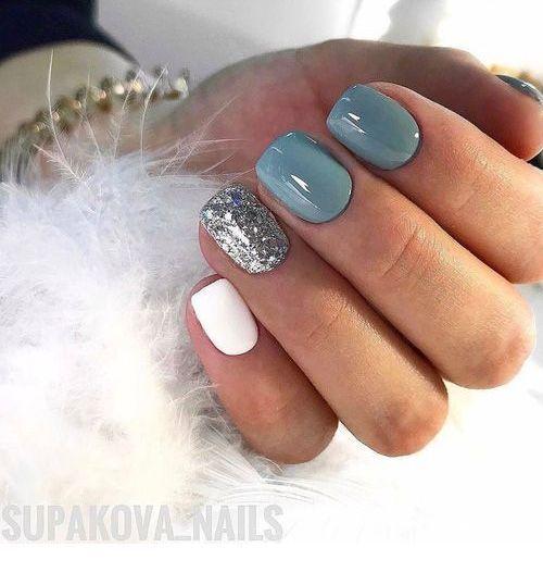 Best Fall Nails With Images Cute Nail Colors Bridal Nails Cute Nails