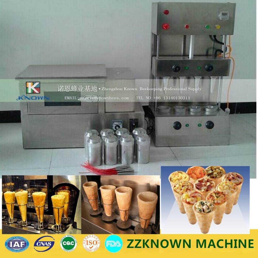 1836.00$  Buy now - http://alicyk.shopchina.info/1/go.php?t=32713273816 - Pizza Cone Ice cream pizza cone making machine Walking pizza cone machine  #shopstyle