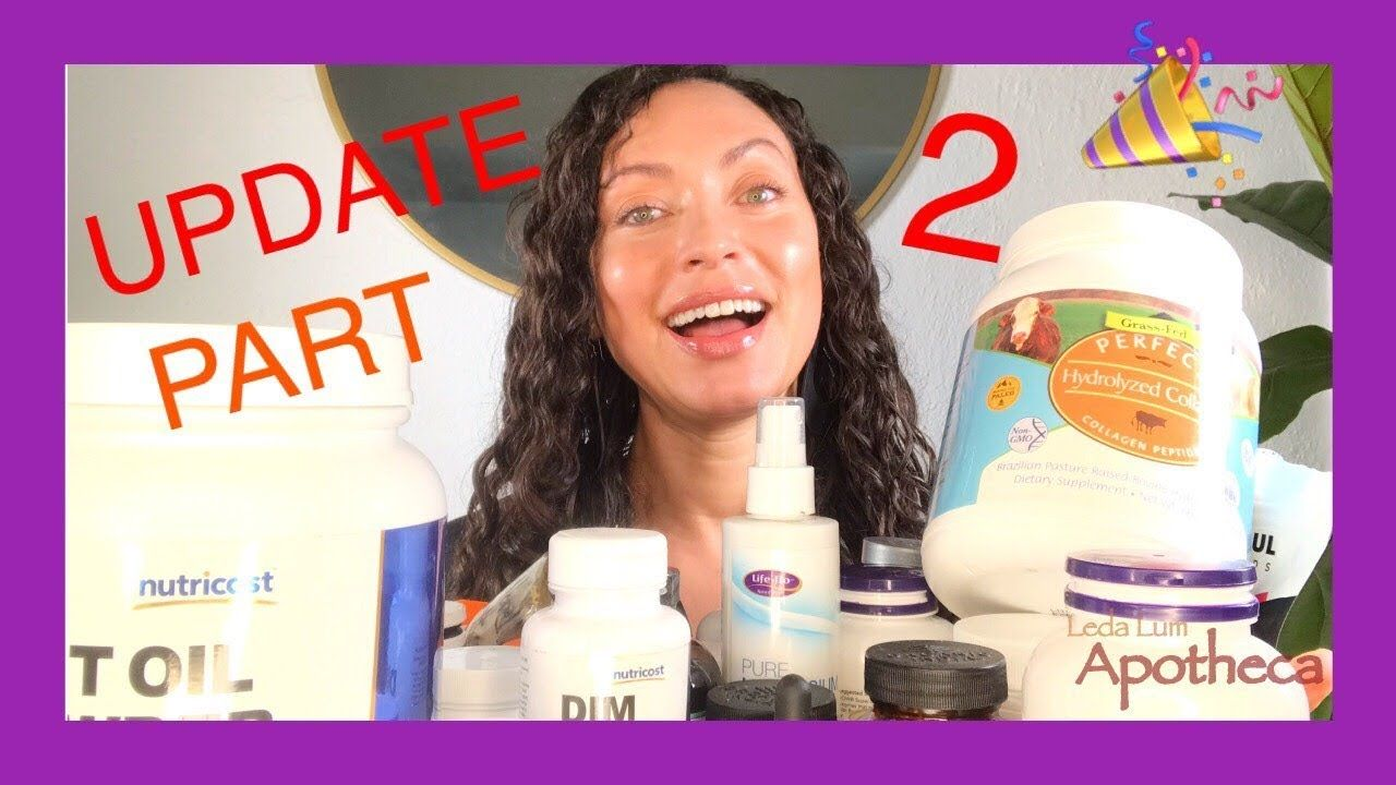 Update to Supps I take PART 2!!🎉   Health and beauty ...