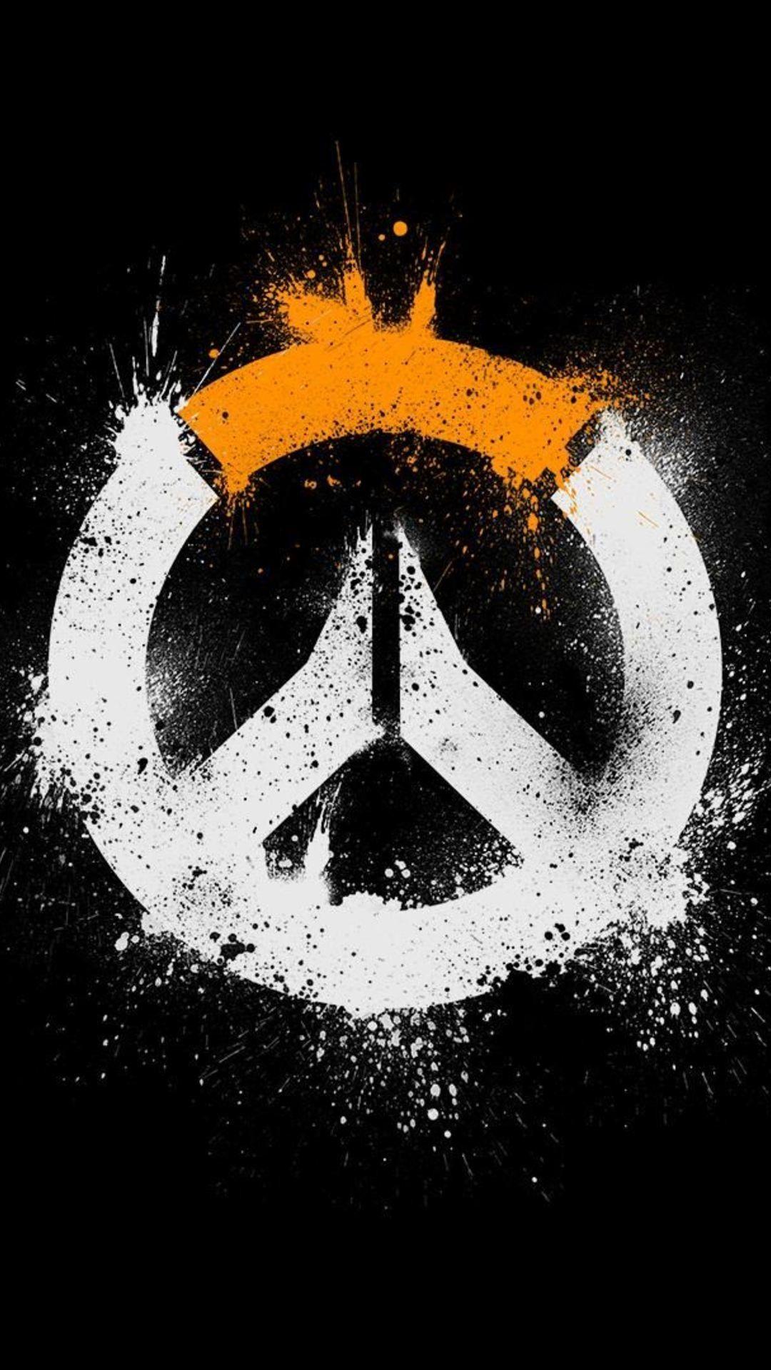 Overwatch Logo Hd Pic Wallpaper 1080x1920 Overwatch
