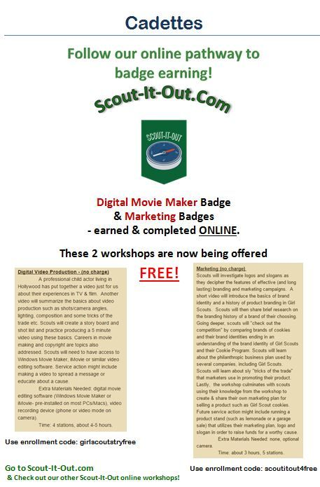 Pin by Archery Mama on {Girl Scout} Cadette Badges | Girl