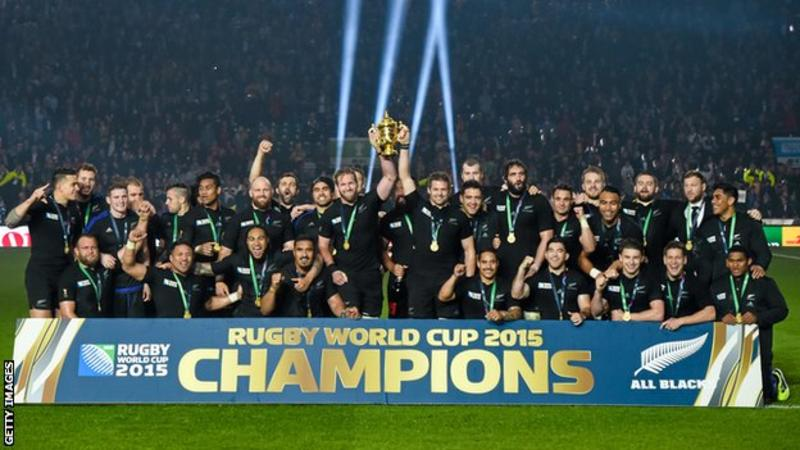 2019 Rugby World Cup Full results for the tournament in