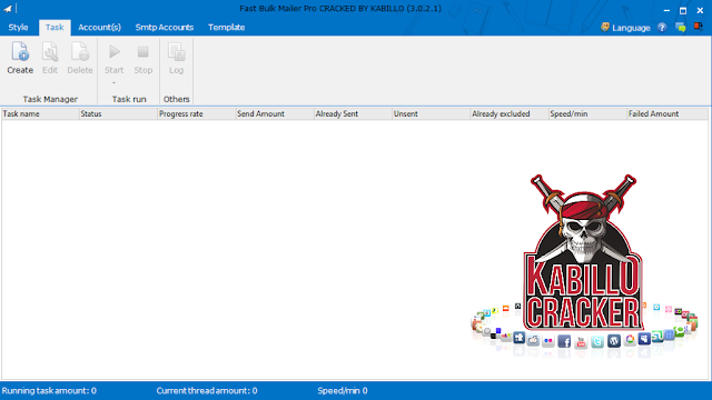 Fast Bulk Mailer Pro v3 0 2 1 Cracked Free Download
