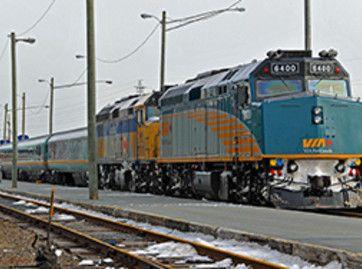 Agreement to continue VIA Rail service in New Brunswick - Railway Gazette