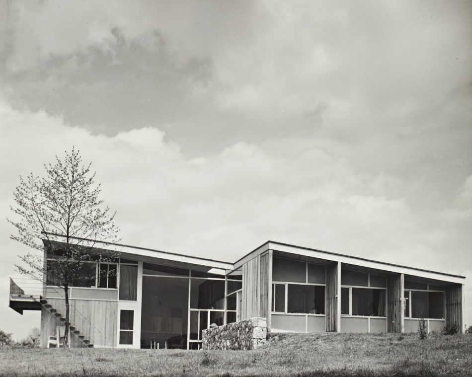 House Of The Day Kniffin House By Marcel Breuer And Eliot Noyes