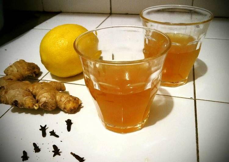 Resep Herbal Drink Obat Batuk Alami Oleh Lennylenny Resep Resep Resep Makanan Sehat Makanan Sehat
