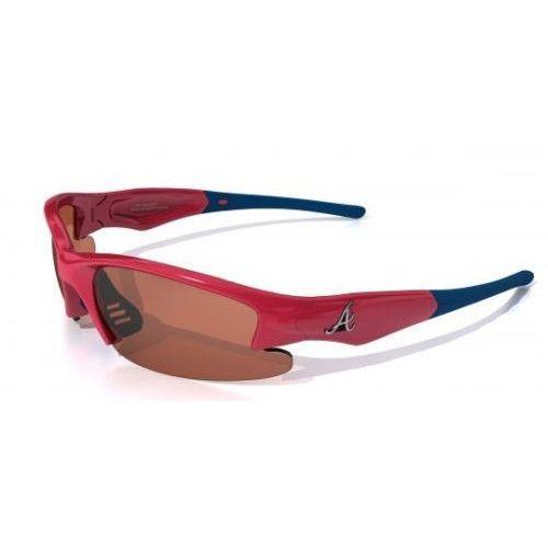 Atlanta Braves Maxx HD Dynasty 2.0 Sport Sunglasses