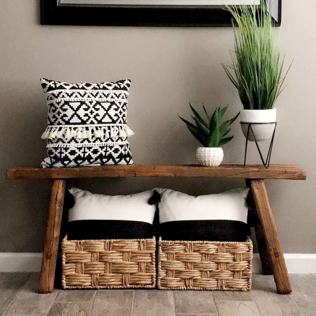 46 Stunning Rustic Living Room Design Ideas: 75 Cozy Modern Farmhouse Living Room Decor Ideas