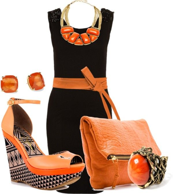 """Tribal Patterned Wedges"" by hope-houston on Polyvore"