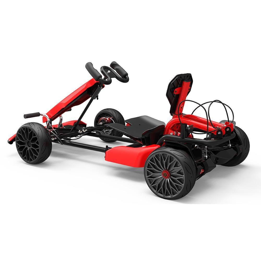 Red Go Kart Kit And 8 5 Lamborghini Hoverboard Go Kart Kits Hoverboard