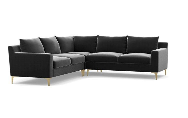 Sloan | Custom sectional sofa, Custom sectional, Sofa