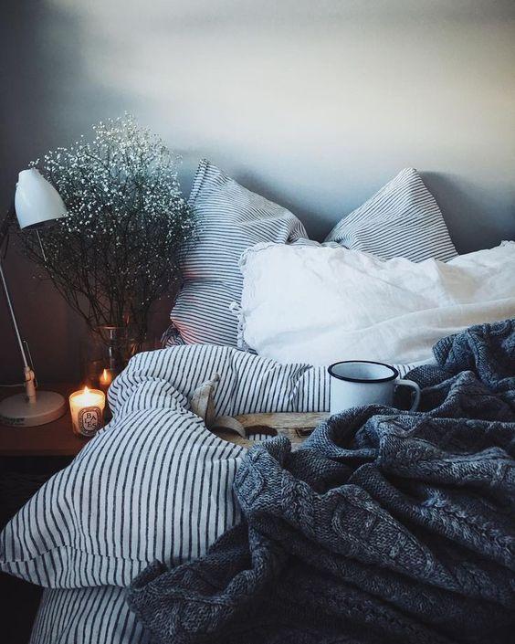 18 gemütliche und wunderschöne Betten in die du sofort hineinkriechen möchtest #HomeDecor