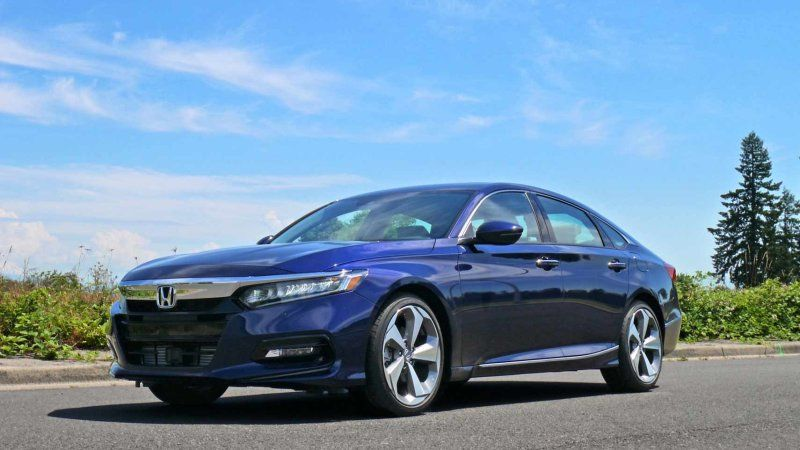 2020 Honda Accord Starts At 24 800 Unchanged But For Price Increases Honda Accord Honda Honda Insight
